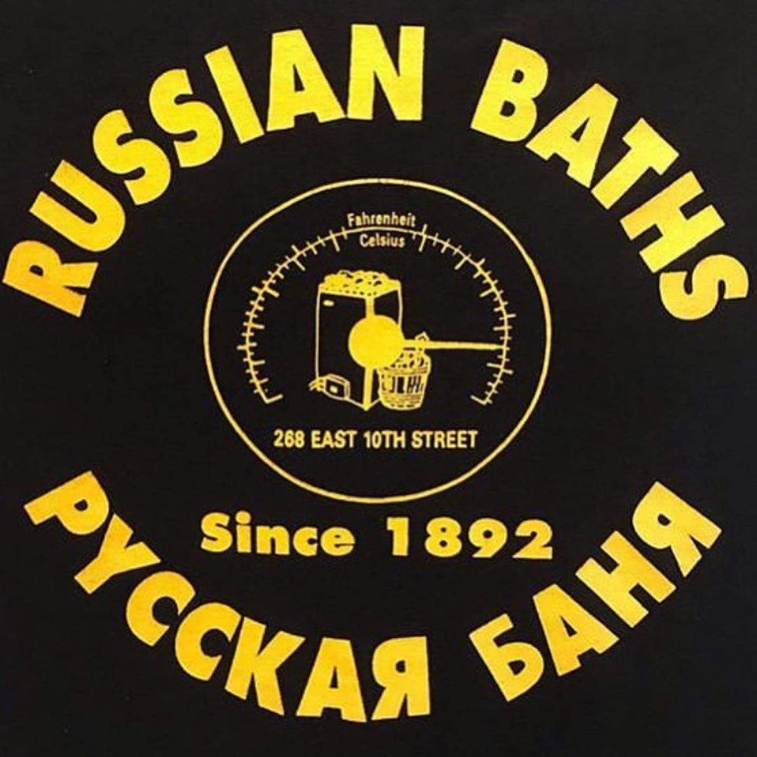Russian and Turkish Baths